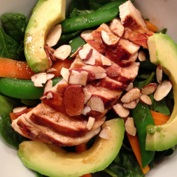 Eat Fit Not Fat – Hot and Cold Chicken Salad