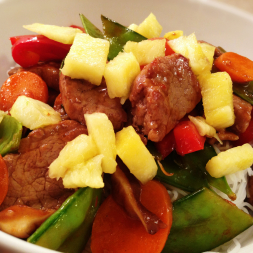 Eat Fit Not Fat – Sweet and Sour Pork